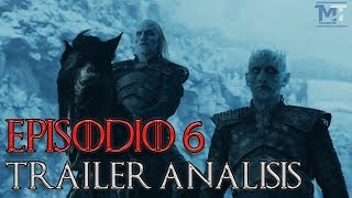 Avance Game of Thrones Temp. 7 Episodio 6