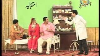 New Pakistani Punjabi Full Latest Stage Drama 2014
