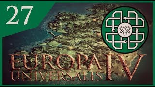 Europa Universalis IV - Luck Of The Irish #27 - Japanese Invasion