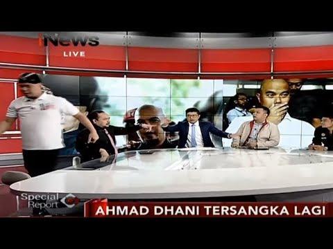EMOSI! Tak Setuju Perkataan Pengamat Hukum, Ahmad Dhani Tinggalkan Debat - Special Report 19/10