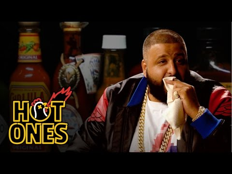 Xxx Mp4 DJ Khaled Talks Fuccbois Finga Licking And Media Dinosaurs While Eating Spicy Wings Hot Ones 3gp Sex