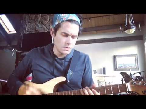 John Mayer - Worked up this combo bass linerhythm stab idea ...