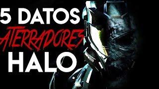 5 Datos ATERRADORES  de Halo que No Notaste