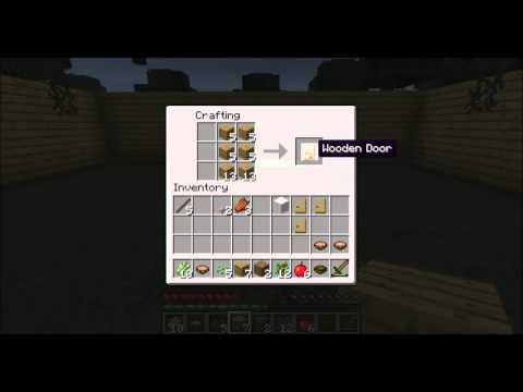 Minecraft Pt. 2: Space-Time Warping Bed No More??!!