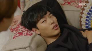 [Lucky Romance] 운빨로맨스 ep.14 Hwang Jung-eum slammed the house door in Ryu Jun-yeol's face 20160707