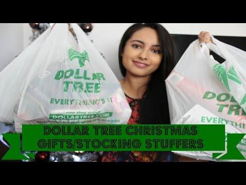 Dollar Tree Haul! Gift Ideas! Stocking Stuffer Ideas!