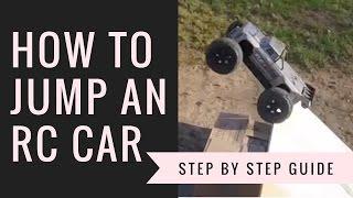 How To Jump An RC Car - Driftomaniacs