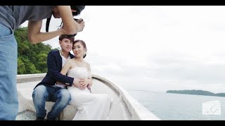 g-rise - M+S - Pre-Wedding [Behind the Scenes]