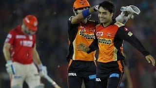 হেসে খেলে জিতল মুস্তাফিজের দল হায়দ্রাবাদ ipl T20 news update 2017 | Kings XI v Sunrisers