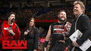 Mick Foley kicks off the first Raw of 2017: Raw, Jan. 2, 2017