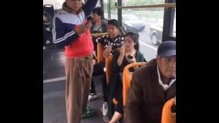 hot fun in bus must watch