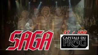 SAGA live in Quebec City - 19 feb 2017 - Farewell tour, SAGA 4.0