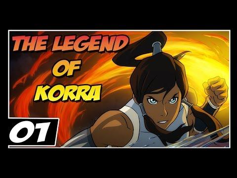 The Legend of Korra The Game Gameplay Parte 1 Avatar A Lenda de Korra PS4 PT BR