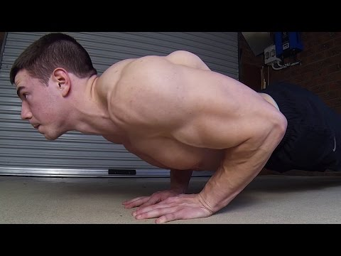 The 25 Best Push up Exercises