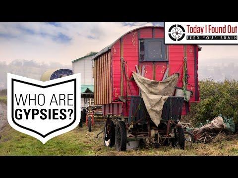 Where Do Gypsies Originally Come From
