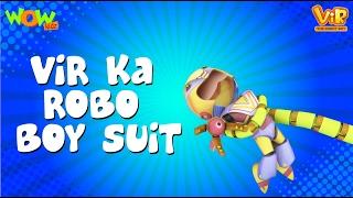 Vir Ka Robo Boy Suit - Vir: The Robot Boy WITH ENGLISH, SPANISH & FRENCH SUBTITLES