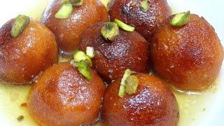 Gulab Jamun recipe | Super Soft Gulab Jamun | Milk Powder Gulab jamun | Gulab Jamin KabitasKitchen