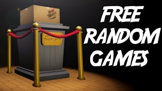 NO MATTER WHAT HAPPENS..DO NOT OPEN THIS BOX | Free Random Games