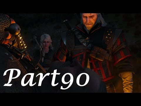 Witcher 3: Wild Hunt - Part 90 Blood on the Battlefield (NO COMMENTARY)