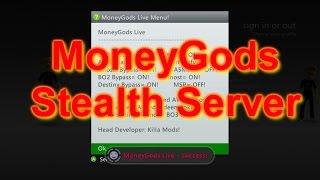 MoneyGods Free Stealth Server - Dash: 17502 RGH/JTAG
