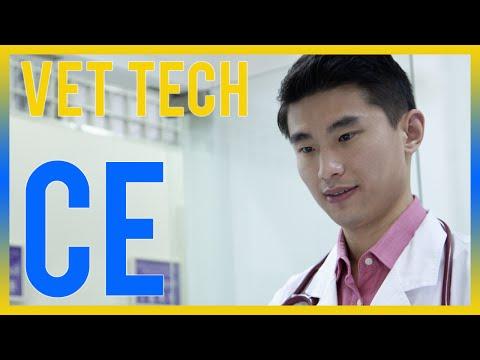 Vet Tech CE - Get Access Below