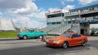 Twin turbo SN95 vs Twin Turbo LS Truck