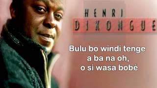 karaoke Bulu Bo Windi Tenge Henri Dikongue