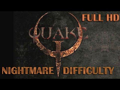 Quake - Full Game Walkthrough 【No Commentary】 【No Deaths】