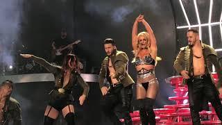 Britney Spears - Work Bitch Live 4K (Piece Of Me 12/27/2017)