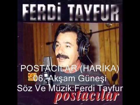 Ferdi Tayfur Postacılar Harika 1974 Albüm