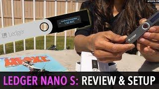 Ledger Nano S: Review & Setup [Guide]