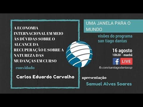 Xxx Mp4 Prof Carlos Eduardo Carvalho A Economia Internacional Em Meio às Dúvidas 3gp Sex