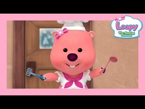 Opening Theme Song Loopy The Cooking Princess