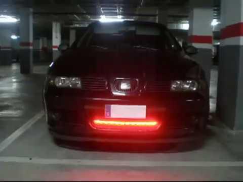 Luz Coche Fantástico luces LEDs para el coche