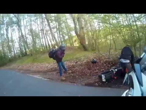 KTM Duke 125 CRASH!!!!!