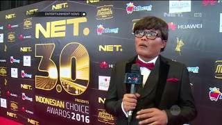 Breakthrough Artist Of The Year Indonesian Choice Award 2016