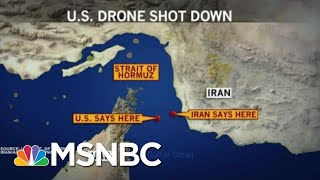 NYT: Trump Approved Strikes On Iran But Pulled Back From Launching Them   The 11th Hour   MSNBC
