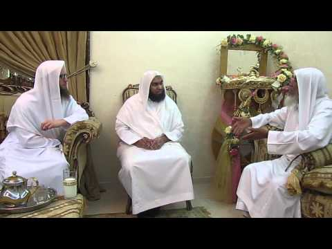 Visit with Shaykh Shanqiti