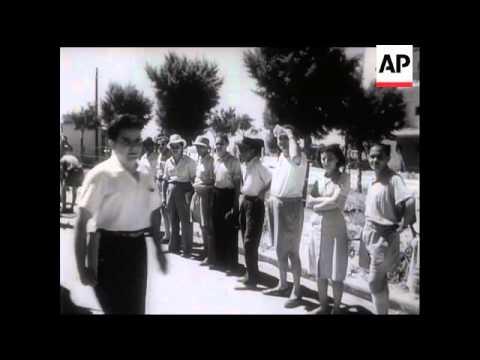 Search Of Tel Aviv - 1946