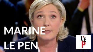 REPLAY INTEGRAL. L'Emission politique, avec Marine Le Pen (France 2)