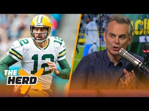 Where does Aaron Rodgers rank among the best NFL Quarterbacks of all time THE HERD
