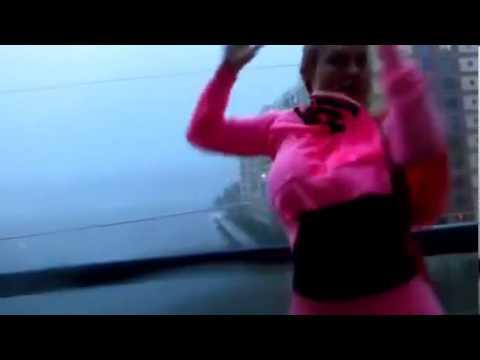 Paris Hilton exposed Boobs Brave The Hurricane video