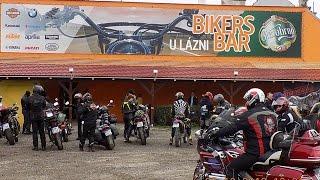První motopárty u Lázni - BikersBar 2016