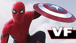 CAPTAIN AMERICA CIVIL WAR - Nouvelle Bande Annonce VF (2016)