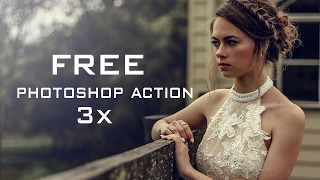 Dramatic Photoshop Action set(3 actions) Free Download .
