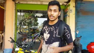 Firefox Bicycle Test ride | Inside a Firefox bicycle shop