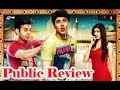 Kuku Mathur Ki Jhand Ho Gayi Public Review | Hindi Movie | Siddharth Gupta, Simra Kaur Mundi, Ashish