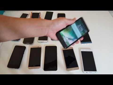 My Smartphone Collection : iPhones, Galaxy Phones, Google Phones, HTC Ones, etc
