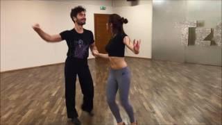 Natalia Szroeder na treningu do tańca z gwiazdami