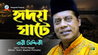 Hridoy Ghate (হৃদয় ঘাটে) - Vadro Masher Purnima - Bari Siddiqui Music Video